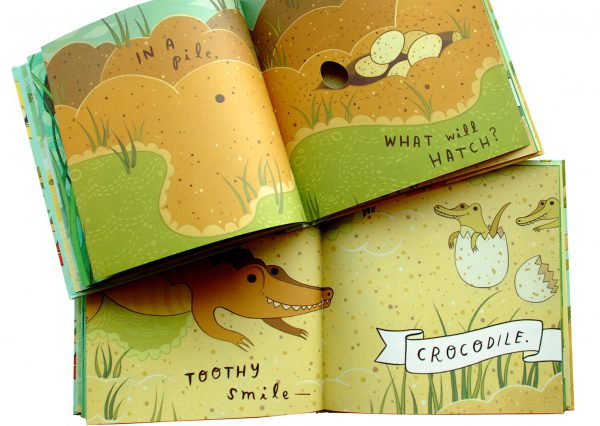 What Will Hatch? written by Jennifer Ward, illustrated by Susie Ghahremani.