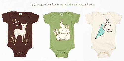 Boygirlparty baby clothing