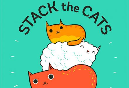 Stack the Cats - boygirlparty.com