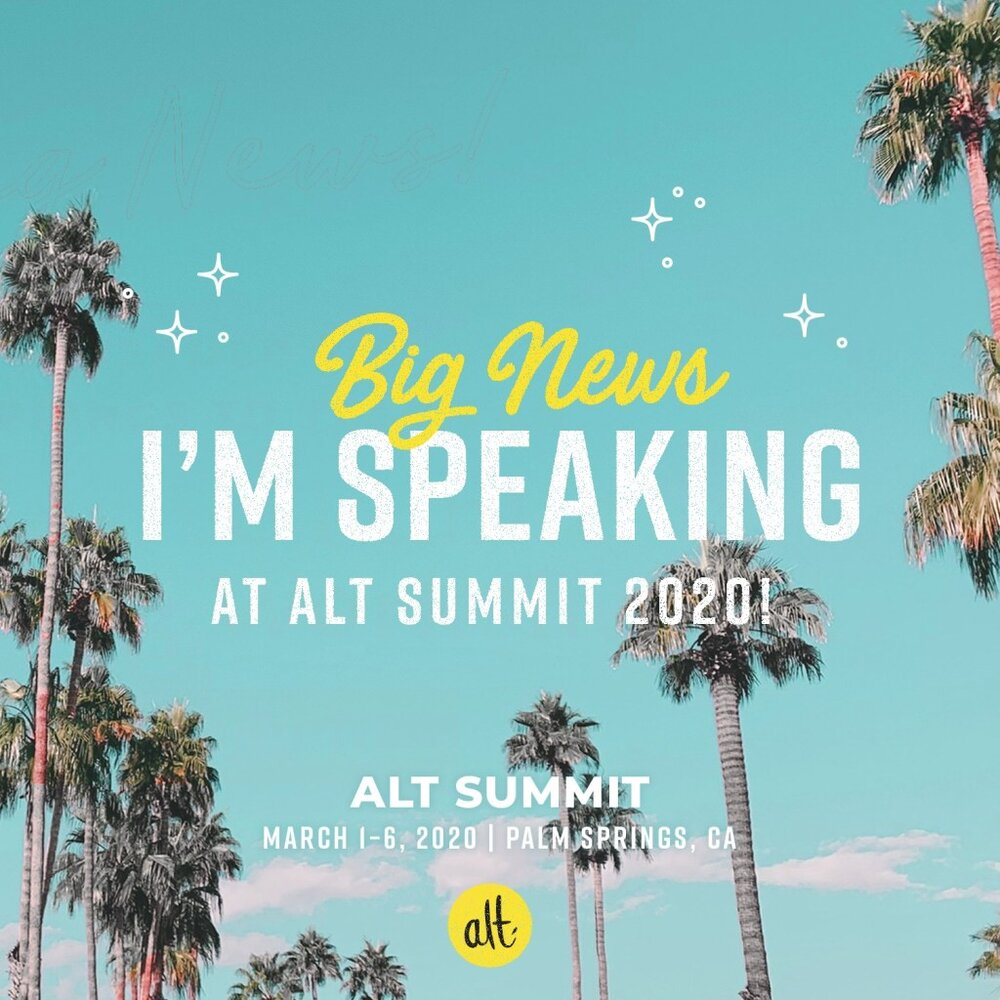 Susie Ghahremani is speaking at AltSummit 2020